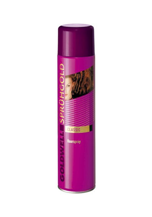 Lak na vlasy Goldwell Sprühgold - střední fixace - 300 ml (207522)
