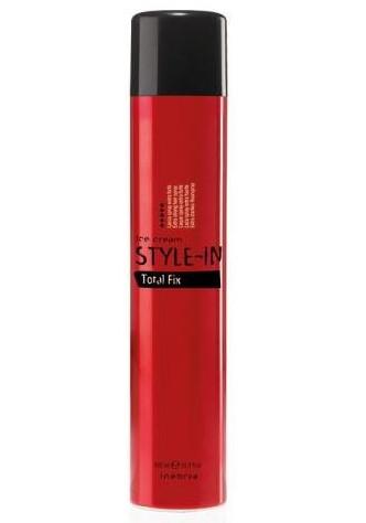 Extra silný lak na vlasy Inebrya Style-In Total Fix - 100 ml (7721020) + DÁREK ZDARMA
