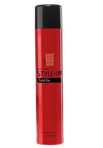 Extra silný lak na vlasy Inebrya Style-In Total Fix - 500 ml (7721019)