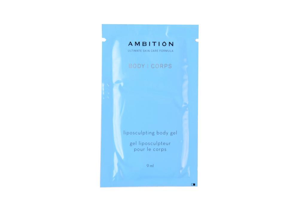 Tělový gel proti celulitidě Ambition, 9 ml (8990452-01)