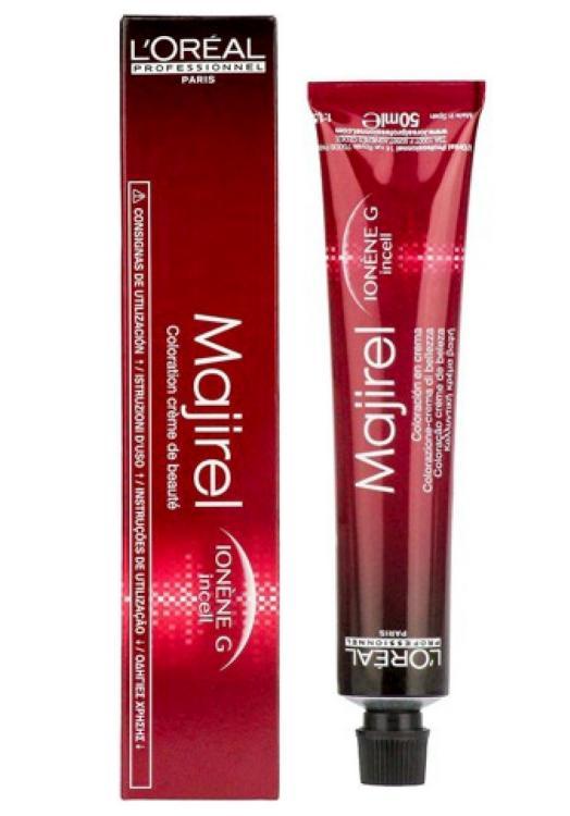Barva na vlasy Loréal Majirel Metals 50 ml - ,11 popelavý sytý