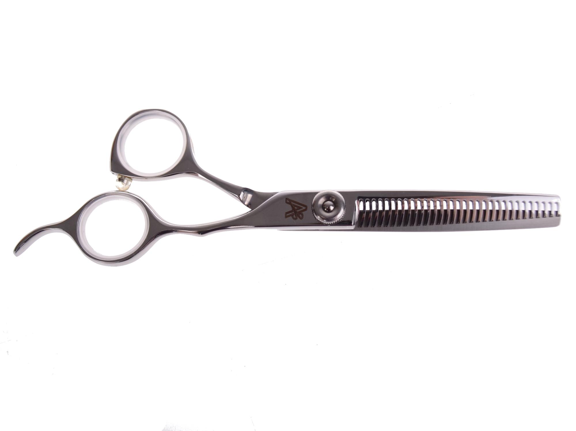 """Kadeřnické efilační nůžky Matsuzaki BCT 6029N - 31 zubů, 6"""" (800077) + DÁREK ZDARMA"""