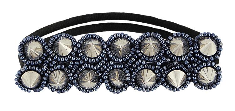 Condition Culture Tassel gumička do vlasů - MELROSE PEWTER (50411412)