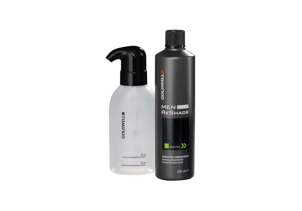 Vyvíječ pro barvy Men ReShade Goldwell, 250 ml + aplikátor (201256) + DÁREK ZDARMA