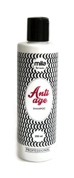 Šampon proti stárnutí Mila Hair Cosmetics Anti age - 250 ml (0102450)