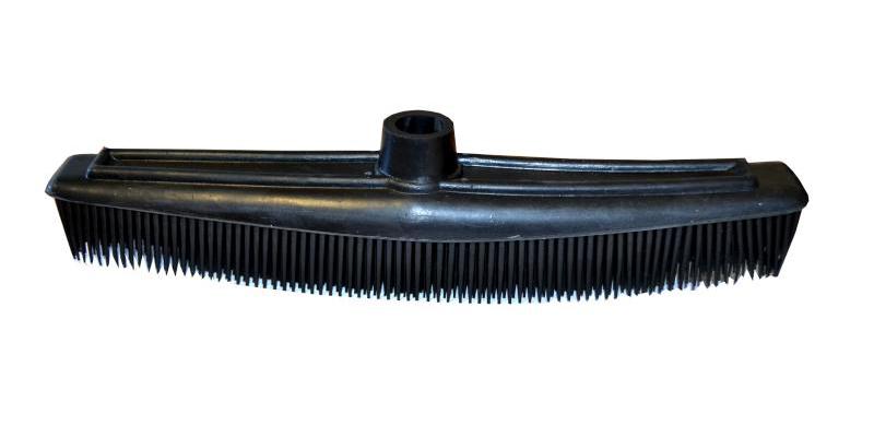 Antistatický smeták Mila - černý (0068271) + DÁREK ZDARMA