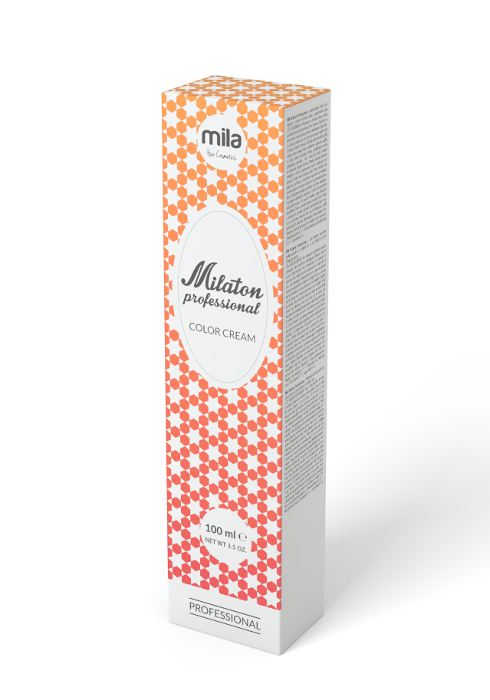 Barva na vlasy Milaton 100 ml - 8.44 světlá intenzivně měděná blond (0100844)