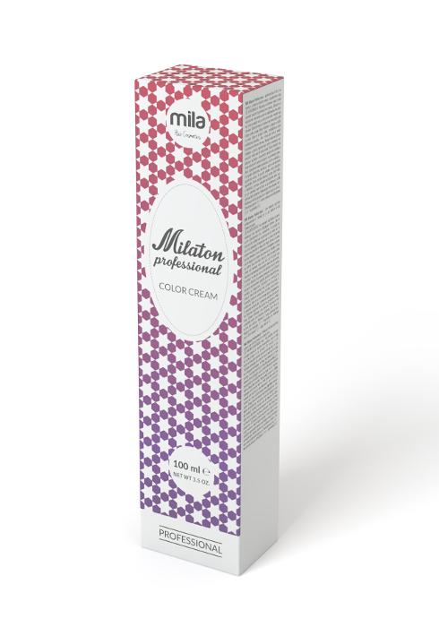 Barva na vlasy Milaton 100 ml - 10.7 platinově fialová blond (0100107)
