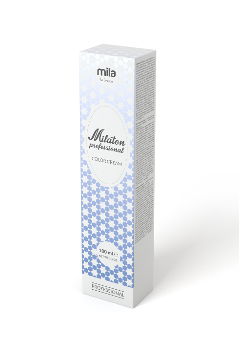 Barva na vlasy Milaton Highlifts 100 ml - 1011 superrozjasňující intenzivně popelavá blond (0101065)