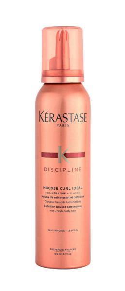 Pěnová péče pro nepoddajné vlasy Kérastase Mousse Curl - 150 ml + DÁREK ZDARMA