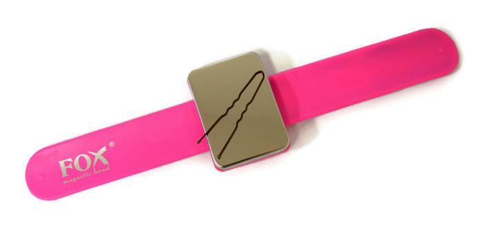 Magnetický náramek Fox Magnetic Band - růžový (2747004)