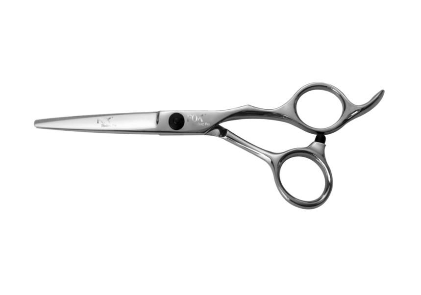 """Kadeřnické nůžky pro leváky Fox Student Pro - 5,5"""" (1509442) + DÁREK ZDARMA"""