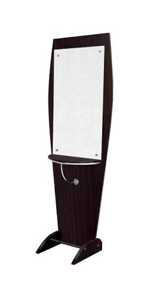 Kadeřnická obsluha Hairway AMALIA - tmavě hnědá dýha (59203-W13) + DÁREK ZDARMA