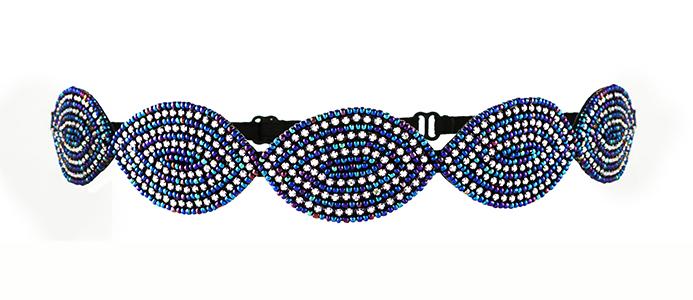 Condition Culture Tassel čelenka do vlasů - OCEAN (0541421) + DÁREK ZDARMA