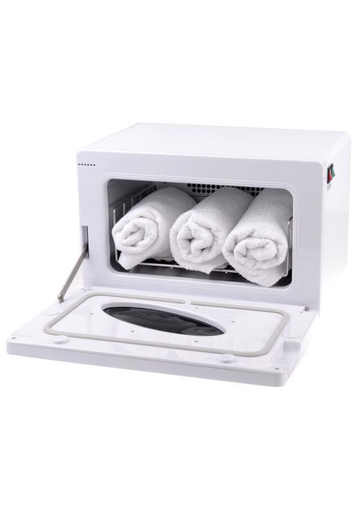 Ohřívač a sterilizátor ručníků s UV lampou Sibel - 7,5 l (6013001) + DÁREK ZDARMA
