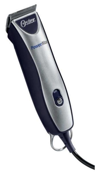 Strojek na vlasy Oster Power Max - bez střihacích nožů (OSC 4-010) + DÁREK ZDARMA