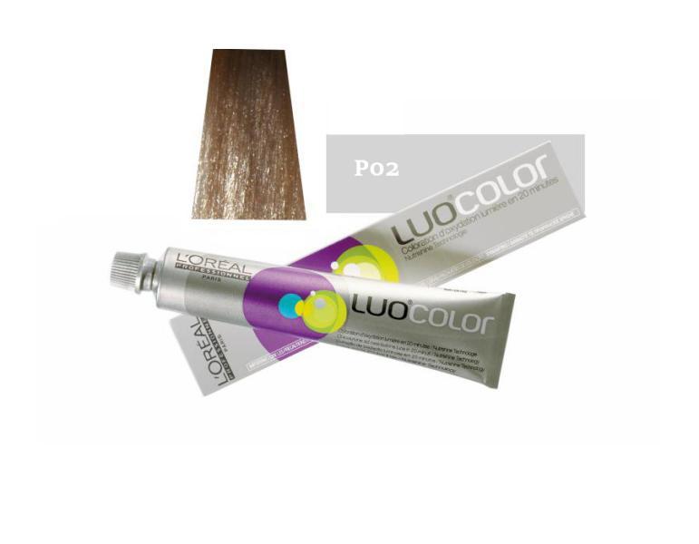 Loréal LUOCOLOR barva na vlasy 50 g - odstín P02, pastelová