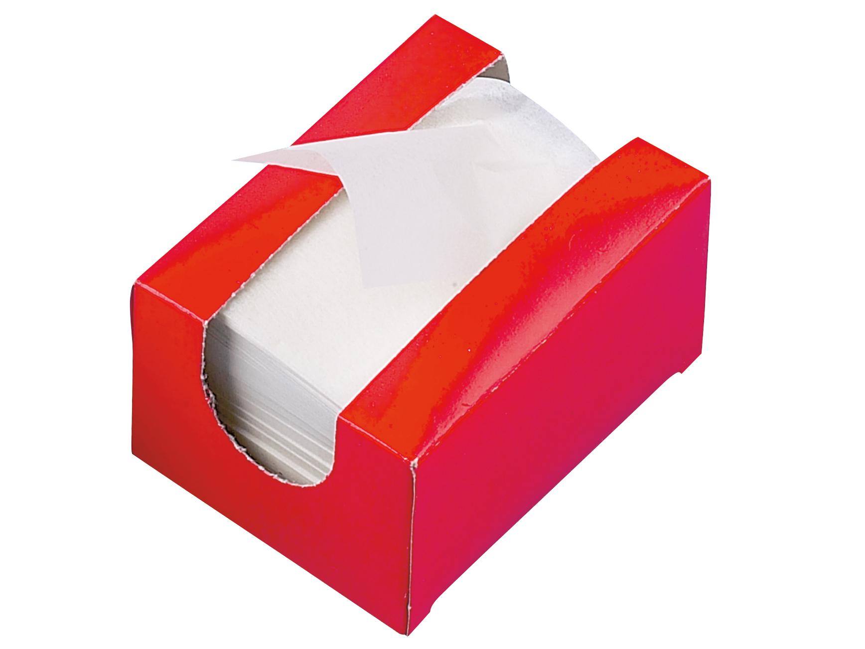 Papírky na trvalou ondulaci Sibel Super Tex, 75 x 50 mm - 1000 ks (4330371)