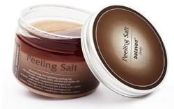 Zvláčňující a hydratační peelingová sůl Batavan, skořice - 700 g + DÁREK ZDARMA