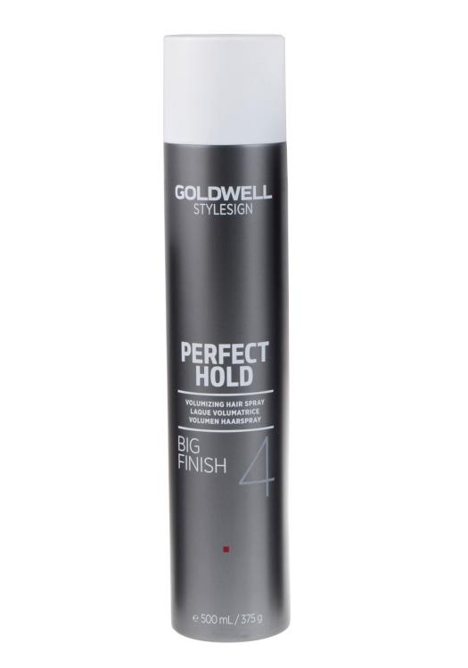 Lak pro zvětšení objemu Goldwell PH Big Finish - 500 ml (227507) + DÁREK ZDARMA