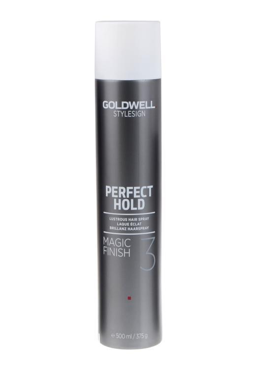 Lak pro zářivý lesk Goldwell PH Magic Finish - 500 ml (227515) + DÁREK ZDARMA
