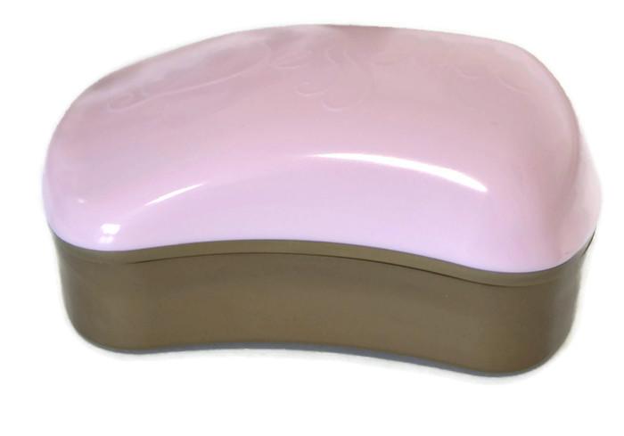 Dessata kartáč na vlasy Detangling Mini - růžovozlatý (32127)