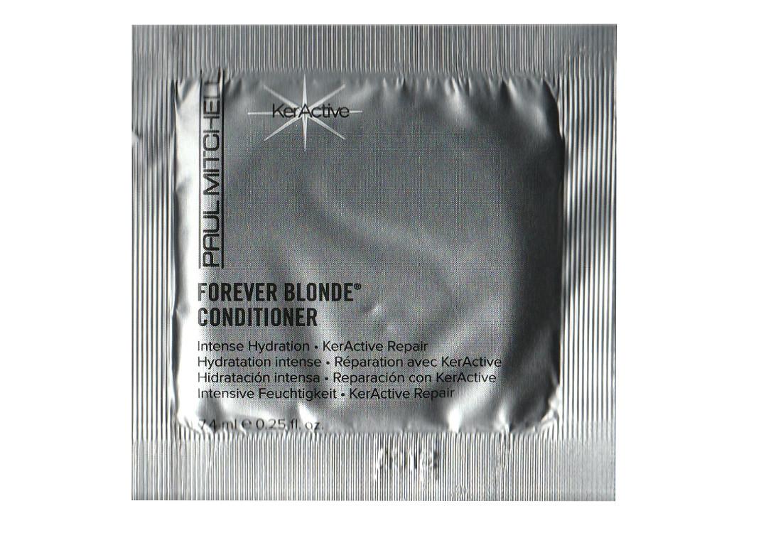Kondicionér pro blond vlasy Paul Mitchell Forever Blonde - 7,4 ml (110119)