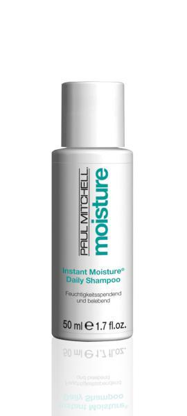 Hydratační šampon pro suhé vlasy Paul Mitchell Moisture - 50 ml