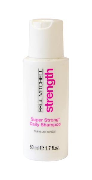 Posilující šampon Paul Mitchell Strength Super Strong - 50 ml