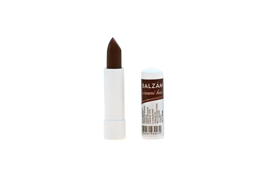 Pomáda na rty, Amoené luxusní hnědá čokoláda - 4,2 g (0125G00000)