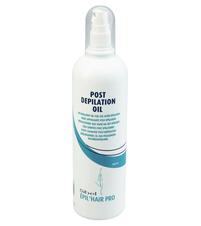 Olej pro odstranění vosku po depilaci Sibel, 500 ml (7410602) + DÁREK ZDARMA