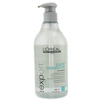 Pure Resource Očišťující šampon - snadno mastící pokožka 500ml - Loréal Professionnel + DÁREK ZDARMA