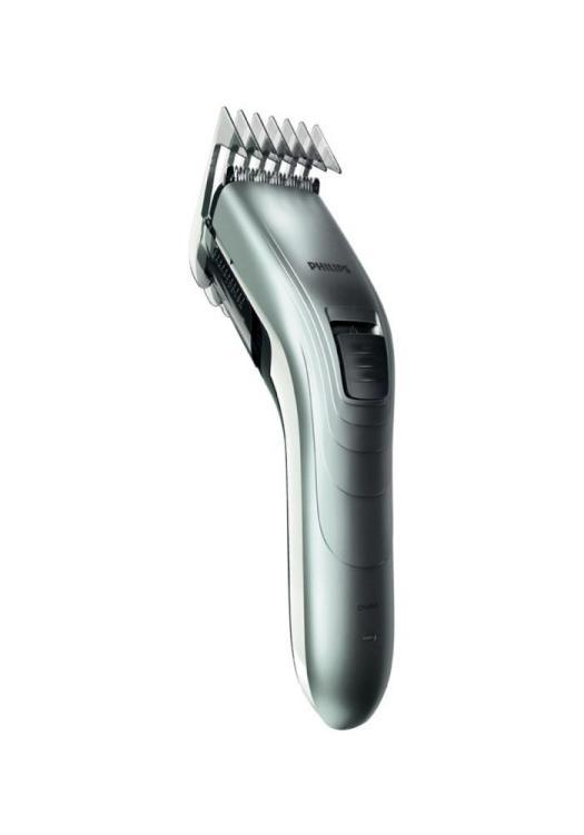 Zastřihovač vlasů Philips Family Clipper - QC5130 (QC5130/15) + DÁREK ZDARMA