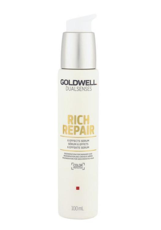 Sérum pro suché vlasy Goldwell DS Rich Repair - 100 ml (206141) + DÁREK ZDARMA