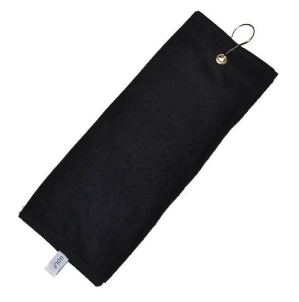 Ručník froté 48 x 40 cm - 100% bavlna, 400 g/m2, černý, 1 ks - Kapatex