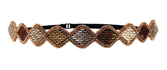 Condition Culture Tassel čelenka do vlasů - RUE D'ANTIBES (50621534) + DÁREK ZDARMA