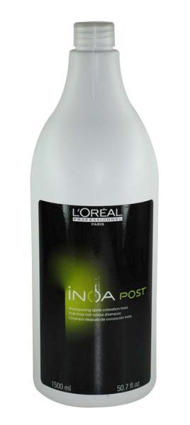 Loréal Inoa Šampon Post pro barvené vlasy - 1500 ml + DÁREK ZDARMA