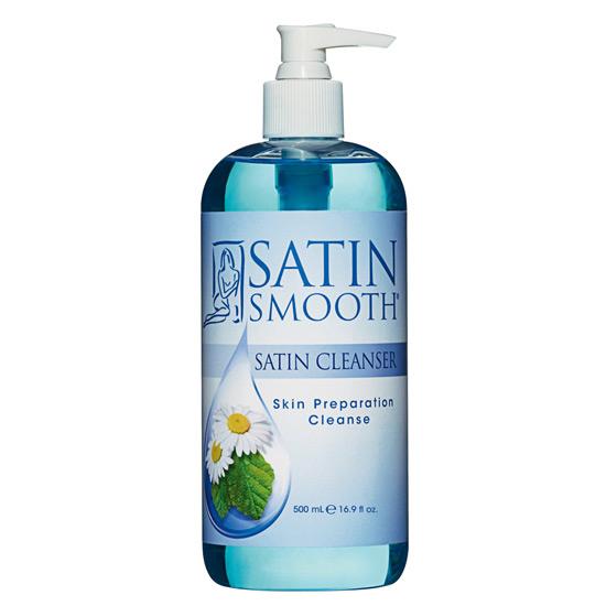 Satin Smooth Satin Cleanser pro přípravu před depilací - 473 ml (SSWLC16G) + DÁREK ZDARMA