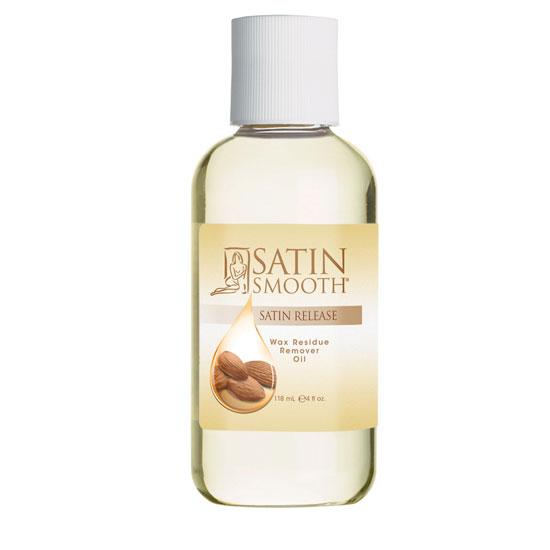 Satin Smooth Satin Release čistící olej po depilaci - 118 ml (SSWLR4GE)
