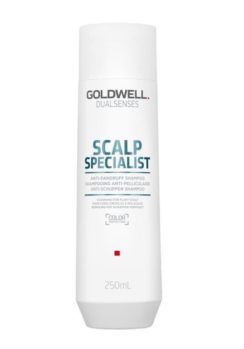 Šampon proti lupům Goldwell DS Scalp Specialist - 250 ml (202936)