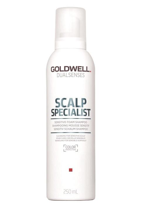 Šampon pro citlivou pokožku Goldwell DS Scalp Specialist - 250 ml (202935)