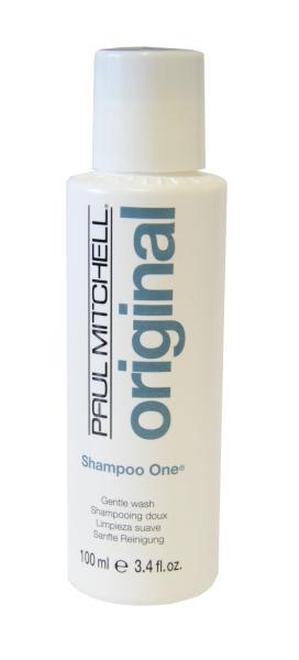 Šampon pro jemné mytí vlasů Paul Mitchell Original One - 100 ml (150111)
