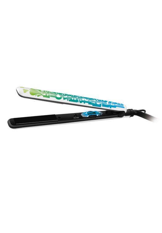 Žehlička na vlasy Sencor SHI 782GR - zeleno-bílá + DÁREK ZDARMA