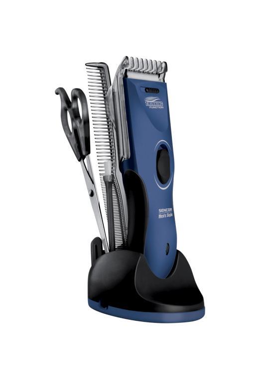Zastřihovač vlasů a vousů Sencor SHP 100 + DÁREK ZDARMA