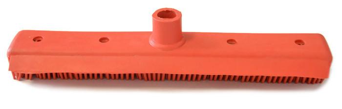 Mila antistatický smeták - červený se stěrkou (0068276) + DÁREK ZDARMA
