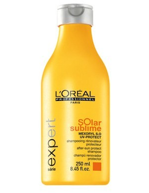 Šampon pro ochranu vlasů Loréal Solar Sublime - 250 ml