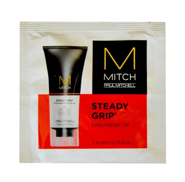Gel na vlasy Paul Mitchell Mitch Steady Grip 7,4 ml - silná fixace (330369)