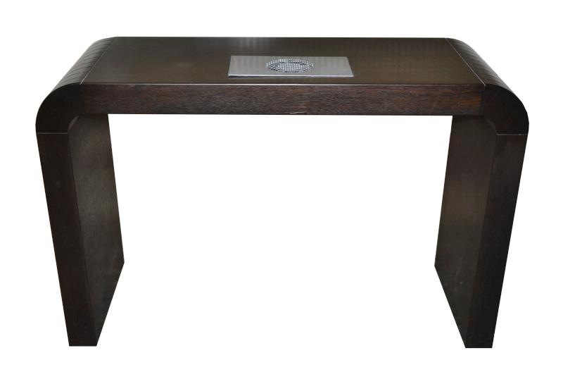 Manikúrní stůl s ventilátorem - 119 x 45 x 77,5 cm, bazar - Detail - Hair style + DÁREK ZDARMA
