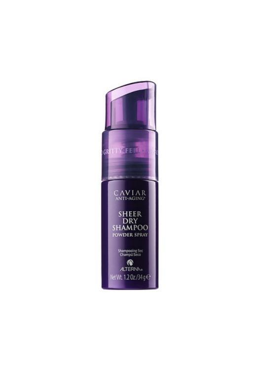 Suchý šampon Alterna Caviar Sheer dry Shampoo - 34 g (67257) + DÁREK ZDARMA