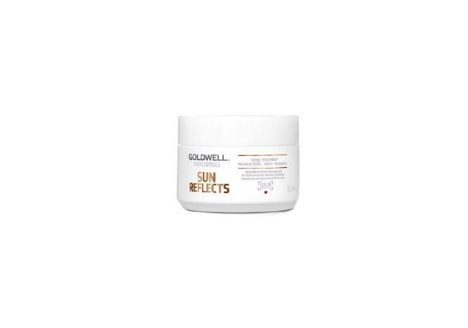 Maska na vlasy vystavené slunci Goldwell Sun Reflects, 200 ml (206166)